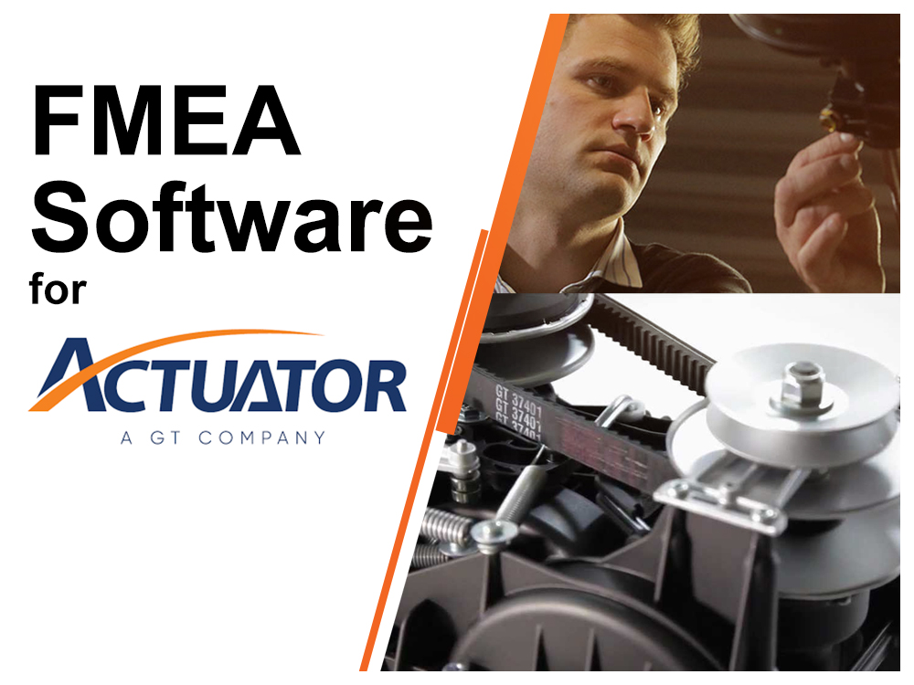 FMEA for Actuator Electric Motors
